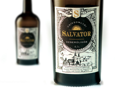 Salvator Liqueur / 2010