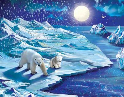Children Book Seasons of weather