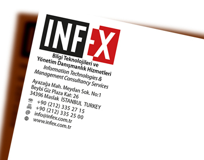 Infex - Infor Tech & Management Consul. Corporate Id