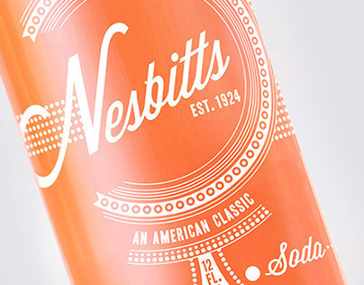 Nesbitts | Orange Soda
