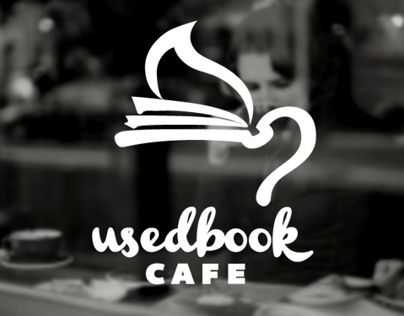 Used Book Cafe Logo