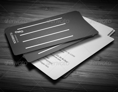 Flowbook Business Card