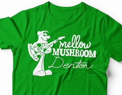 Mellow Mushroom Tshirt