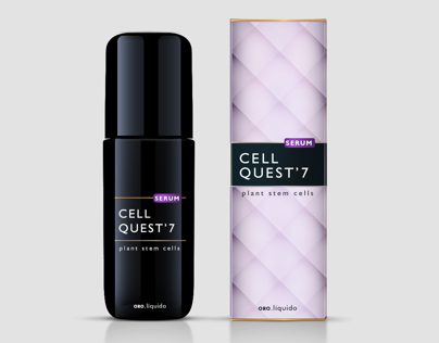 Cell Quench Serum Packaging