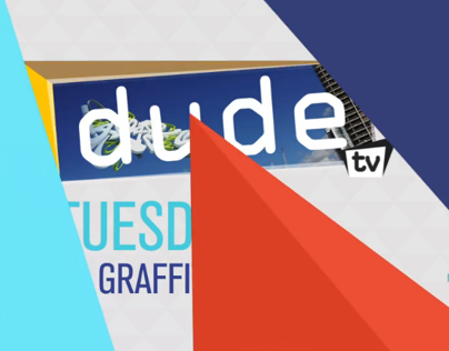 Dude Tv Ident Reel