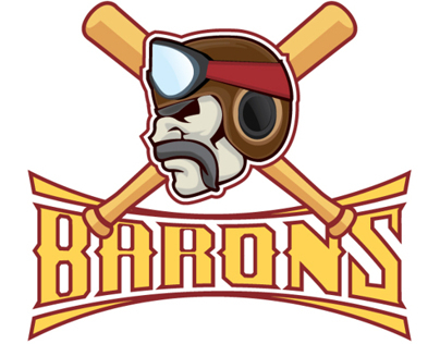 Burlington Barons Redesign