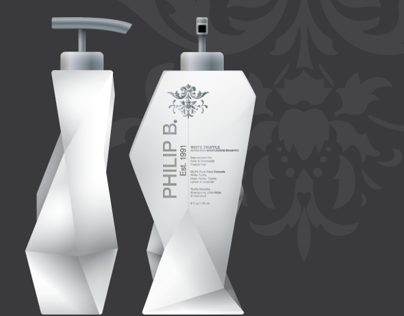 Philip B. Bottle Concept