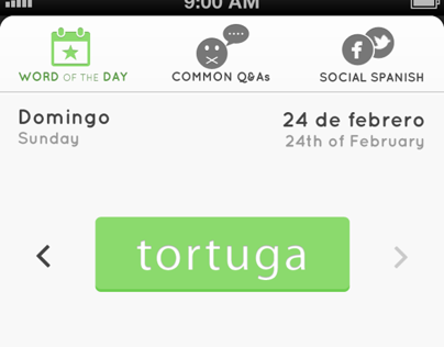 Que, An Idea for a Social Spanish App