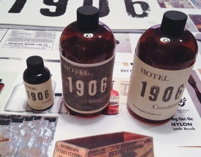 1906 Hotel Welcome Package