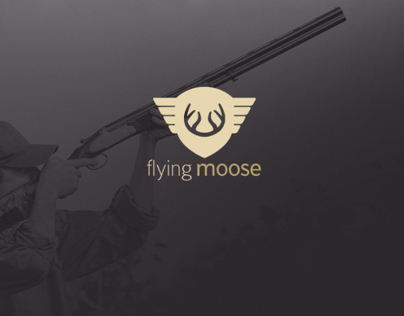 Flying Moose