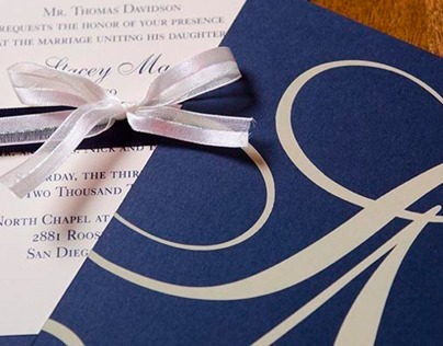 Wedding Invites and Postcards