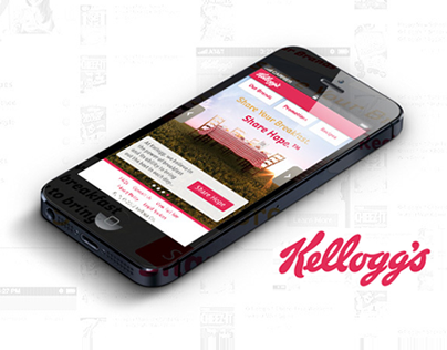 Kellogg's | Mobile Website