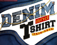 Denim and Tshirt Fair