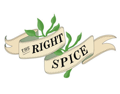 The Right Spice - Packaging
