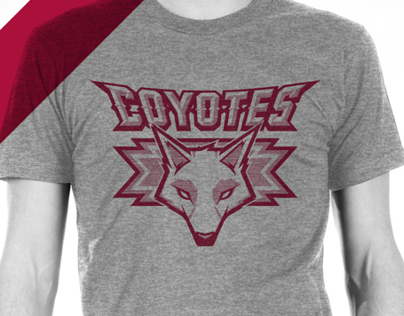 Coyotes, Devils & Sheeps t-shirts 2013