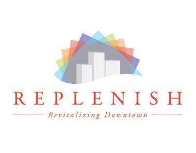 Replenish - Branding Campaign