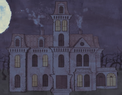 The Addams Family - Motion Graphics