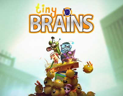 TINY BRAINS - REVEAL TRAILER