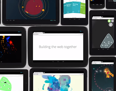 Google Chrome - Building the Web Together