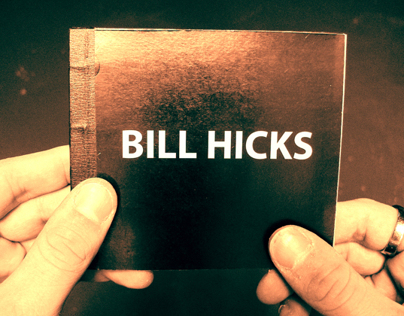 Bill Hicks Mini-Book