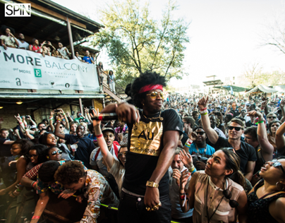 SPIN SOUNDCHECK: Trinidad James (4/2013)