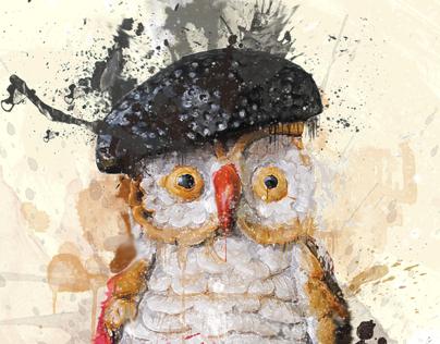 Spain Owl