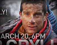 Bear Grylls One Night Event