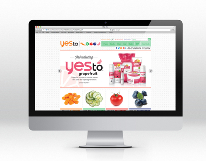 Yes To Website Redesign