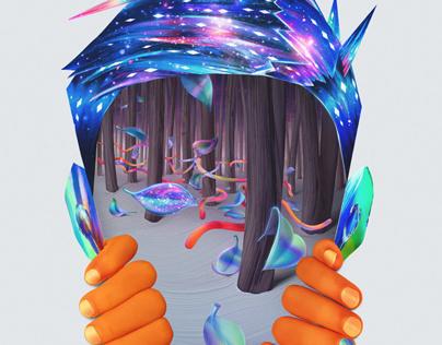 Self-Portrait - Adobe The New Creatives