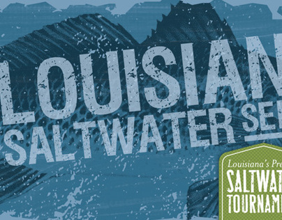 Trade Show/Collateral Campaign: LA Saltwater Series