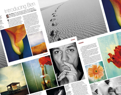 Feature in Amateur Photographer magazine
