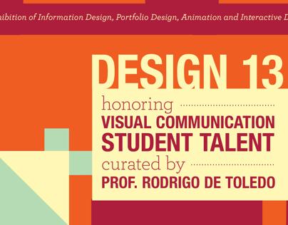 Design 13 show