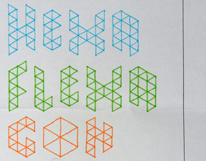 HEXAFLEXAGON Mailer