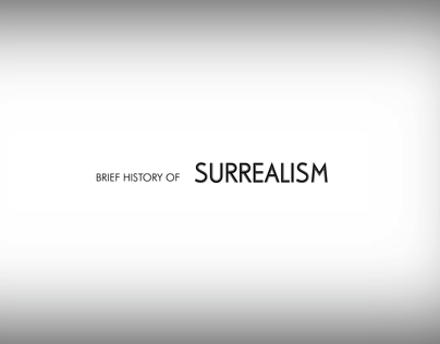 Brief history of surrealism