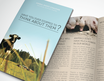 Animal Rights Bi-Fold