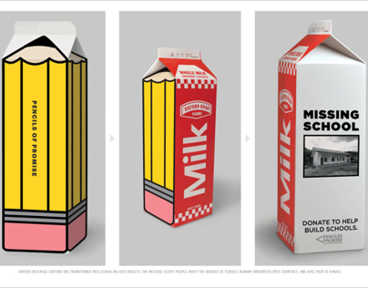 Pencils of Promise: Missing School Cartons
