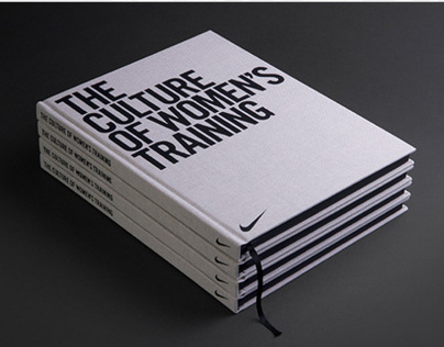 Nike Womens Training Brand Book