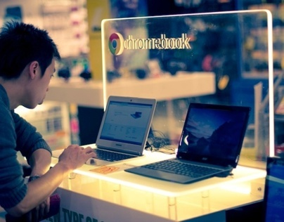 Chromebook Launch Retail Experience