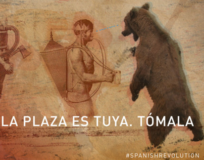 Toma la Plaza #SpanishRevolution