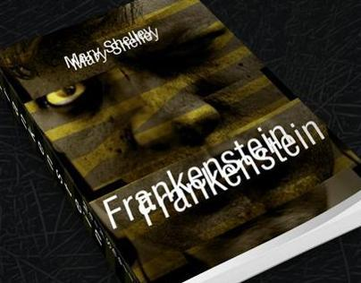 Frankenstein Book Cover