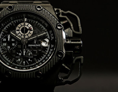 Audemars Piguet- Royal Oak Offshore Survivor