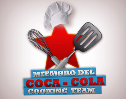 COCA-COLA COOKING TEAM