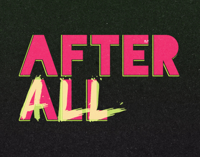 Filipe Guerra - After All (Album Cover)