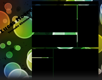 Youtube Background Templates