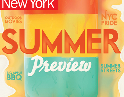 TIMEOUT NEW YORK SUMMER PREVIEW