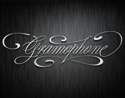 Retro Club Gramophone - New identity
