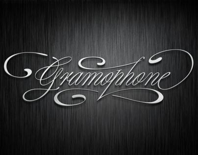 Retro Club Gramophone - New identity