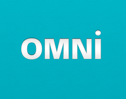 OMNi - Application mobile