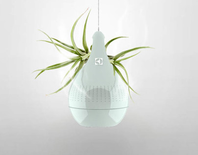 Air Drop - Electrolux Designlab 2013