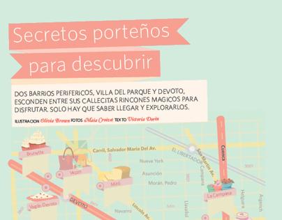 Ilustraciones Revista Entrecasa